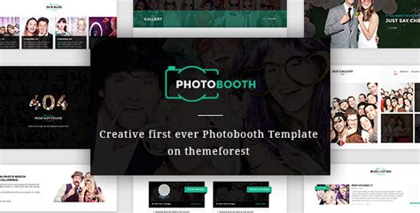 photo booth layout maker online photobooth photo booth template by venbradshaw themeforest