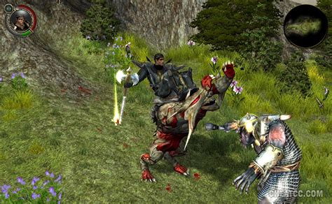 sacred the sacred 2 fallen review for xbox 360