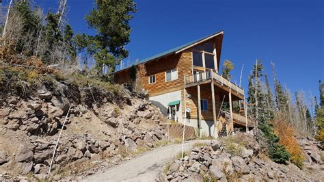 Brian Utah Cabins For Sale by Brian Real Estate Log View Cabin For Sale In