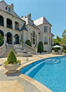 Huge Luxury Homes My Dream House Would Be To Live In A Big White House With