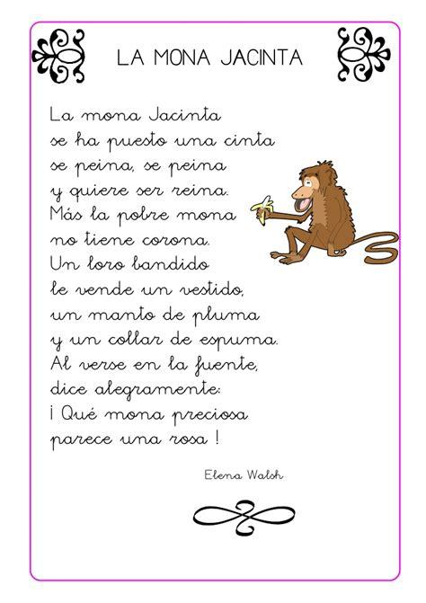 poesias antiguas cortas 54 poemas cortos para ni 241 os 187 poesias infant 237 les bonitas