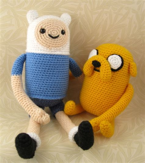 amigurumi human pattern adventure time amigurumi by lucyravenscar nerd crafting