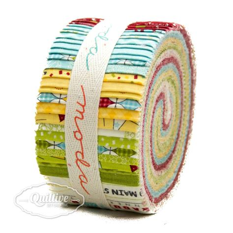 Patchwork Jelly Rolls - wishes by sweetwater jelly rolls precuts quiltive