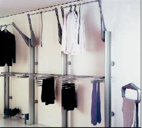 Wardrobe Lift by Hafele Range Of Wardrobe Lifts Independent Living