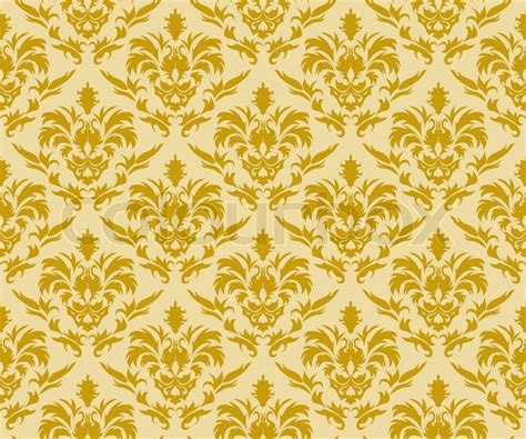 abstract seamles vector background  victorian style