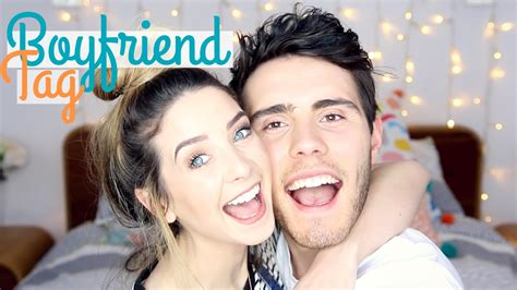 for boyfriend the boyfriend tag zoella