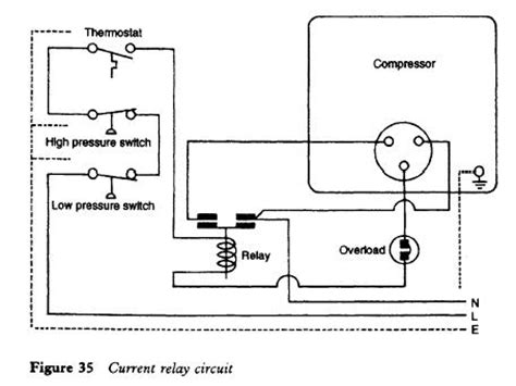 refrigerator current relay refrigerator troubleshooting