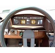 1977 Citroen CX Diesel  Instrument Panel