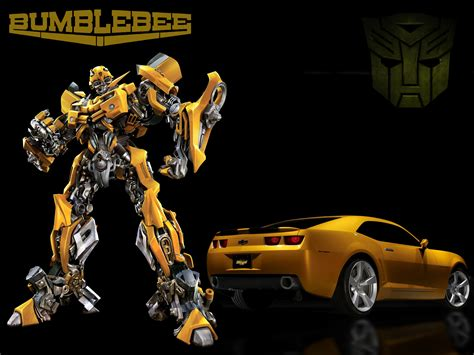 Transformers Bumble Bee Bumblebee Transformers chevy camaro chevrolet camaro transformers bumblebee edition