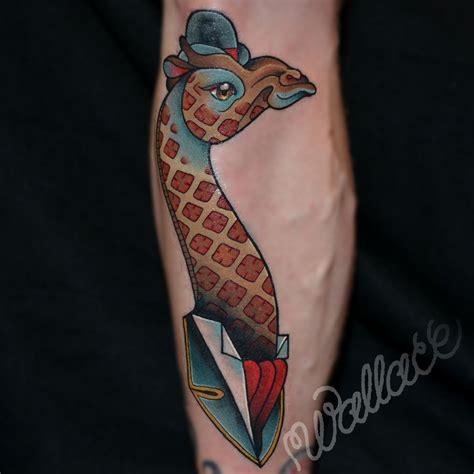 giraffe tattoo giraffe tattoos inspiring tattoos