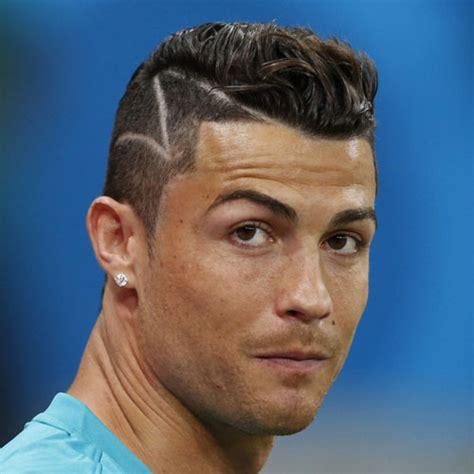 Cristiano Ronaldo Haircut   Men's Haircuts   Hairstyles 2017