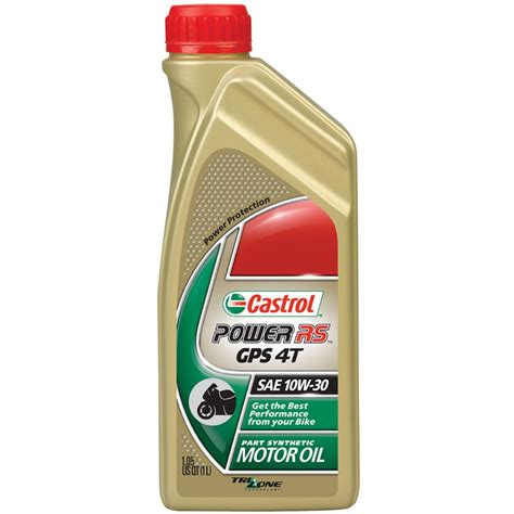 castrol power rs gps tsae   liter