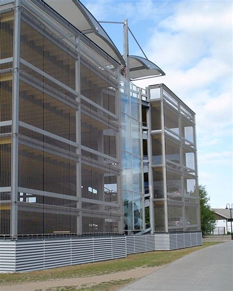 garage rostock 66 best parking garages with architectural mesh images on