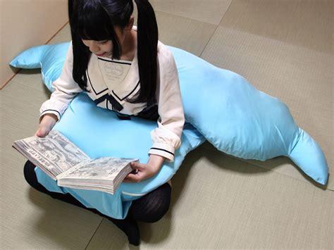 cuscini giapponesi dal giappone arriva il cuscino nuvola per sonni paradisiaci