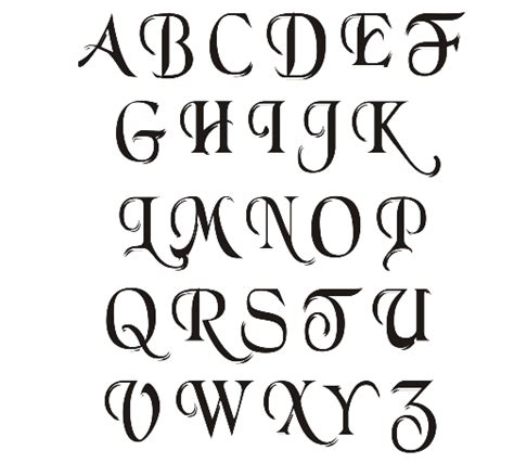 sle of writing write in calligraphy calligraphy and fonts
