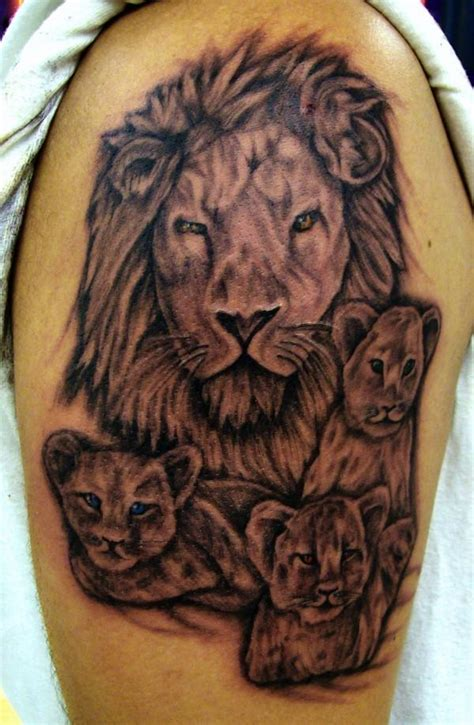 image gallery lion cubs tattoos names