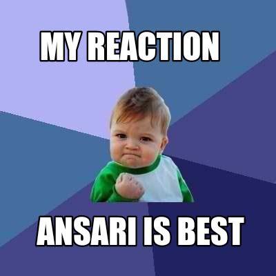 Meme My Picture - meme creator my reaction ansari is best meme generator