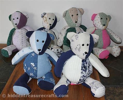 how to make a memory bear hidden treasure crafts and small crochet teddy bear free crochet pattern auto