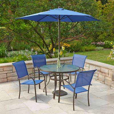 Umbrellas For Patio Furniture Patio Furniture With Umbrella Roselawnlutheran
