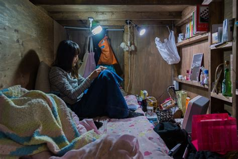 making most of small spaces sotech asia blog shocking pics of people living in incredibly tiny rooms in