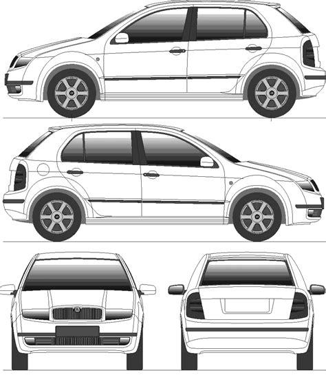 Auto Design Vorlage Auto Skoda Fabia Obr 225 Zek Obr 225 Zek Obr 225 Zek Obr 225 Zek