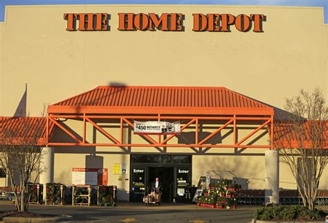 arlington gets 2 years for home depot fraud must