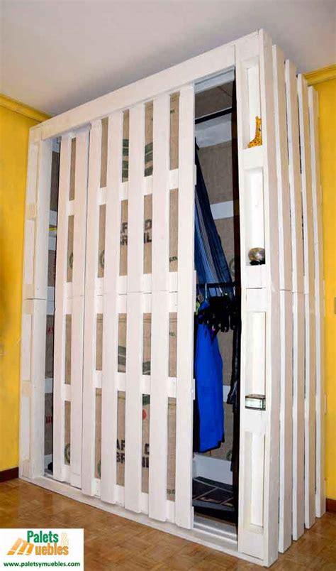 armarios hechos con palets armario hecho con palets palets y muebles