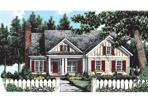 Two Story Craftsman Frank Betz Associates Inc The Abbotts Pond House Plan