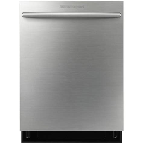 frigidaire front dishwasher in stainless steel