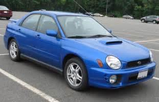 Subaru Wrx 2003 2003 Subaru Impreza Wrx Related Infomation Specifications
