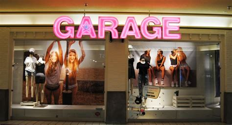 Garage Clothing Store by Garage Clothing