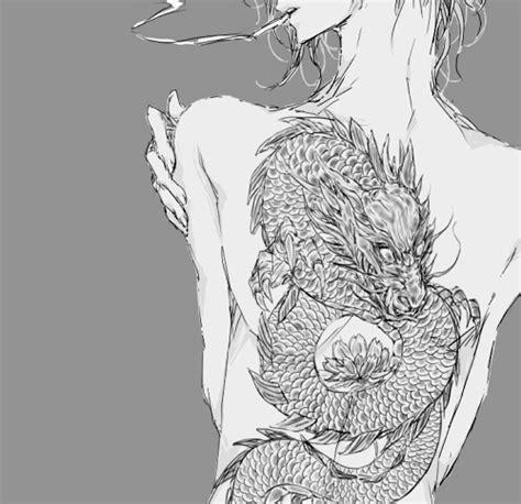 dragon tattoos tumblr
