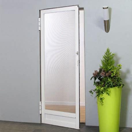 moustiquaire pour porte moustiquaire porte battante recoupable moustikit en