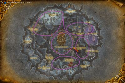 boats vanilla wow master of world of warcraft cataclysm herbalism routes
