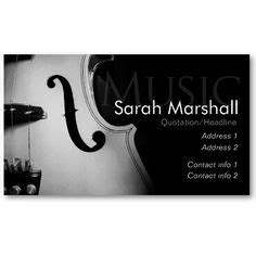 Cello Business Card Templates Free by The World S Catalog Of Ideas