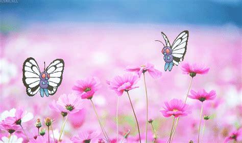 imagenes de paisajes animados paisajes animados con mariposas butterfly animated gifs