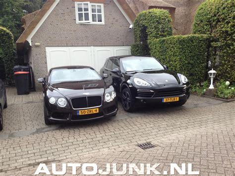 Bentley Porsche Bentley Porsche Cayenne In Tilburg Foto S 187 Autojunk Nl