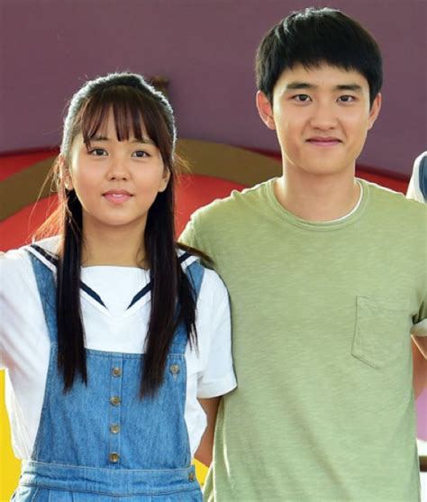 sinopsis film do exo pure love kim sohyun and d o s film quot pure love quot to be released in