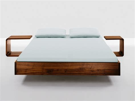 floating bed designs buy the zeitraum simple bed at nest co uk