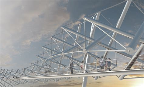 Tensegrity L by City Tech Professor Receives 2016 Aia Award Of Excellence