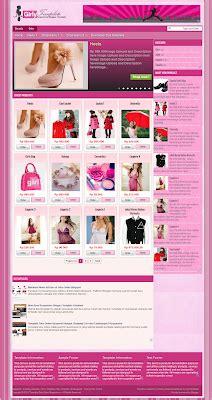 template toko online responsive gratis 6 template toko online responsive gratis dan premium
