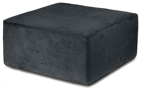 Modern Cocktail Ottoman Large Cocktail Ottoman Modern Footstools And Ottomans