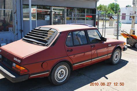 1983 saab 900 information and photos momentcar