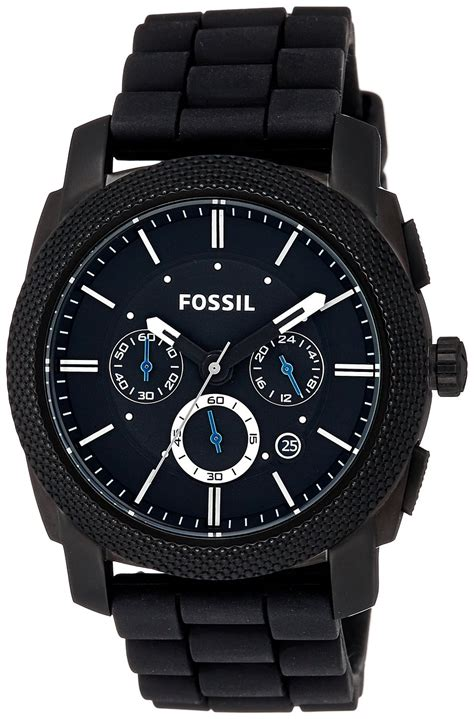 Fossil Black fossil watches for black www imgkid the image
