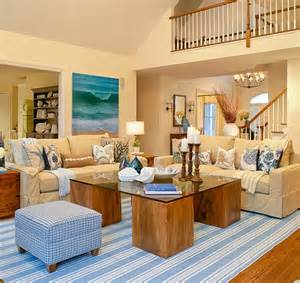 beachy living room ideas htons estate turquoise interior design by sfa design