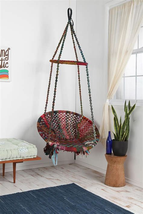 swinging chair indoor marrakech swing chair good books urban outfitters and