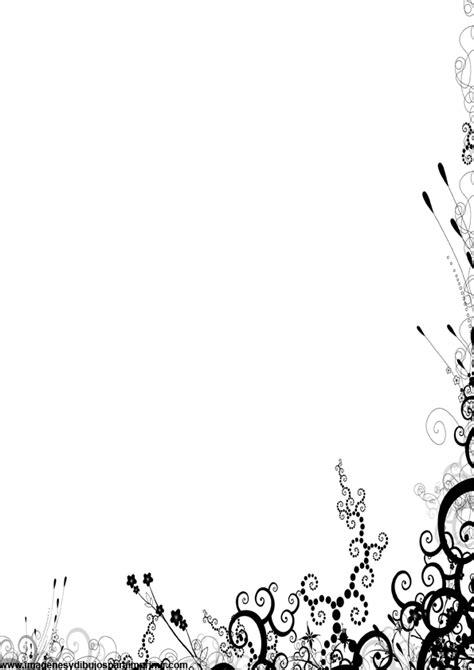 imprimir fotos en blanco y negro hojas decoradas en blanco y negro para imprimir
