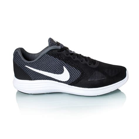 nike revolution mens running shoes nike revolution 3 mens running shoes grey white