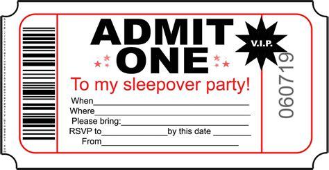 slumber invitations templates free free printable sleepover invitation templates idees