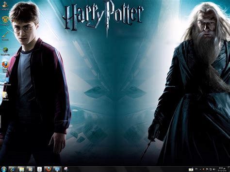 download themes windows 7 harry potter harry potter 6 windows 7 theme by yonited on deviantart